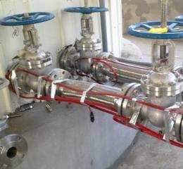 家庭供水管路